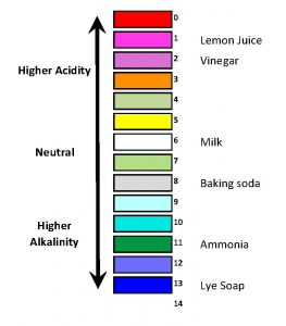 Correct pH helps plants absorb correct nutrient