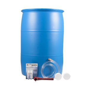 Emergency Essentials Ultimate 55-Gallon Water Barrel Combo