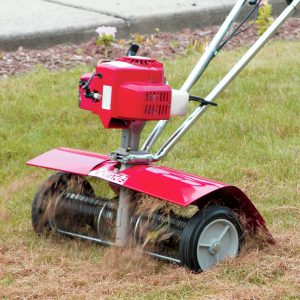 Lawn Dethatcher for Mantis Tillers