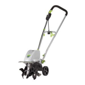 Earthwise 11-Inch 8.5-Amp Corded Electric Tiller and Cultivator TC70001