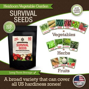 Guidesaver Heirloom Seeds