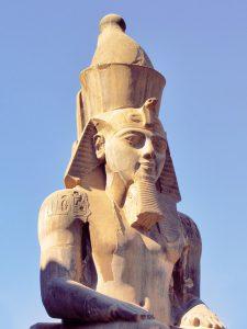 King Ramesses IV
