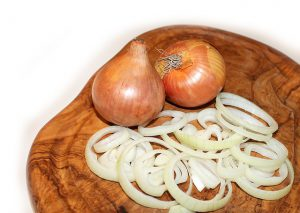 Refrigerate onions - stop the tears.