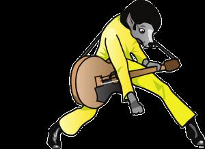 Elvis Peas-ley