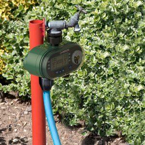 Gideon GD-DWT-01 Dual-valve Hose Water Timer.
