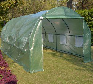 BenefitUSA Greenhouse GH052 wide door