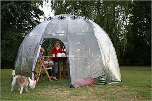 Sunbubble - a place for a spot of tea.