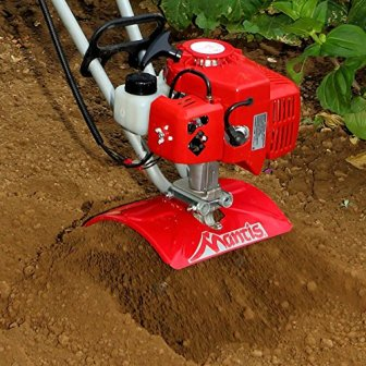 The Mantis 7920 really cuts through the dirt!