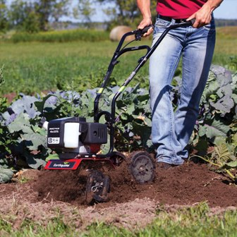 Earthquake MC43 43cc 2-Cycle Mini Cultivator