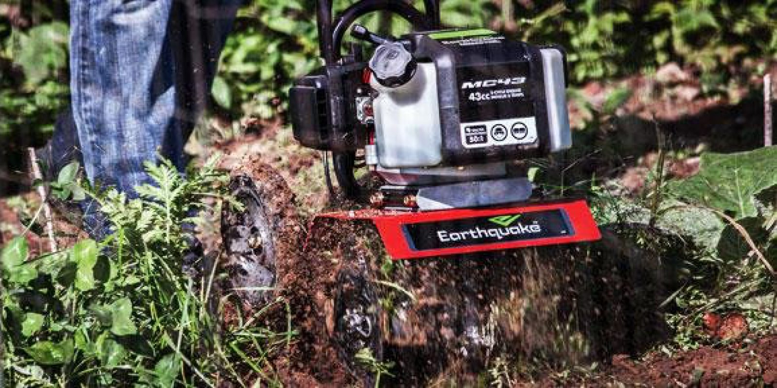 Earthquake MC43 Mini Cultivator