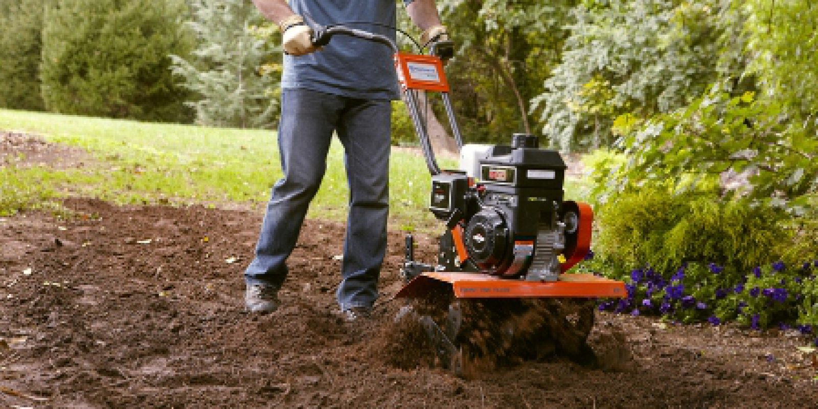 Husqvarna ft900 ca tiller review you can 39 t go wrong with for Best small garden cultivator