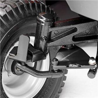 Husqvarna GTH52XLS cast iron front axle