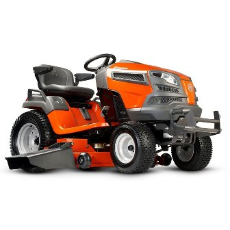 Husqvarna GTH52XLS high right side of cutting deck rubs floor