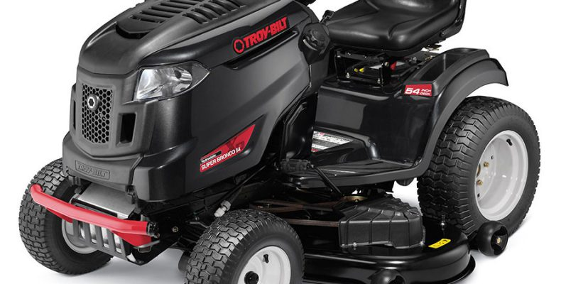 Troy Bilt Super Bronco Xp Review