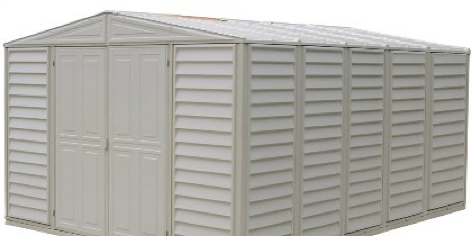 Duramax Woodbridge Model 00584 Storage Shed