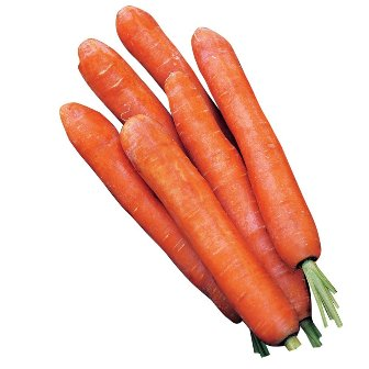 Nantes Half Long carrots