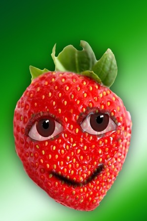 Smiling Sam Strawberry