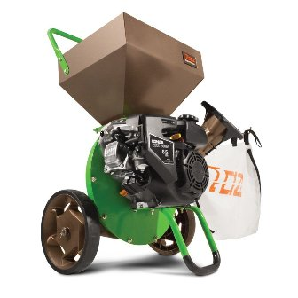 Tazz 22754 K52 Wood Chipper Shredder