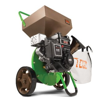 Tazz 22753 K42 Chipper Shredder - 205cc 4-Cycle Briggs & Stratton Engine