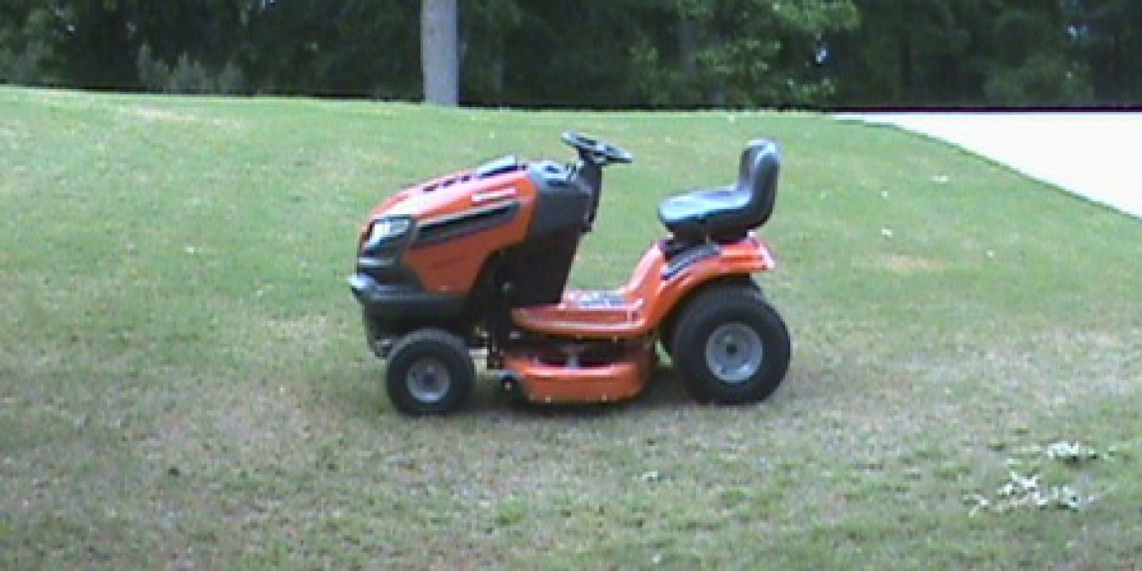 Husqvarna Yth18542 Review A Truly Impressive Garden Tractor