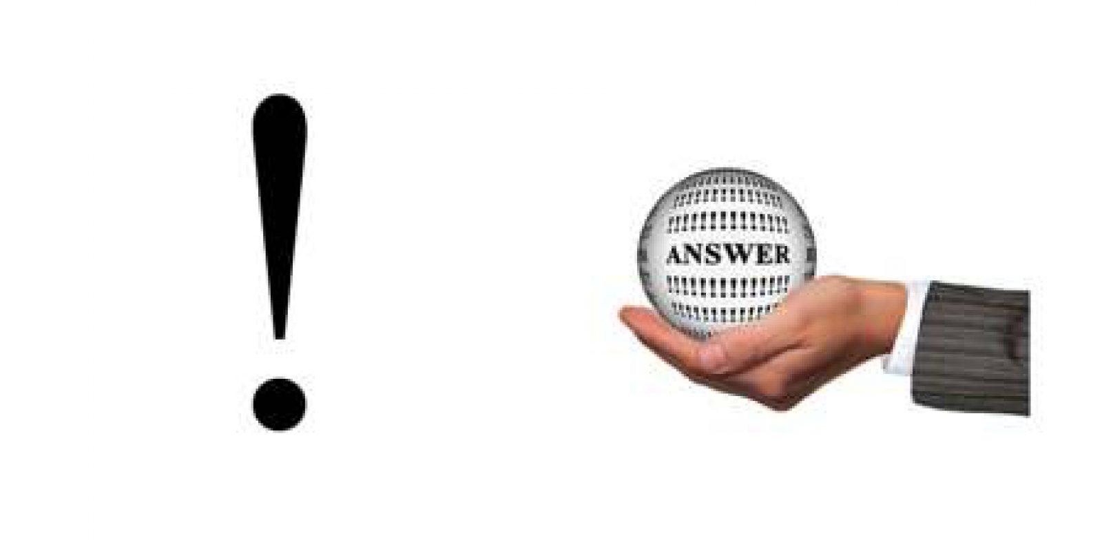 May Answers