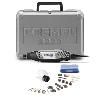 Dremel 3000-1/25 120-volt Variable Speed Rotary Tool Kit