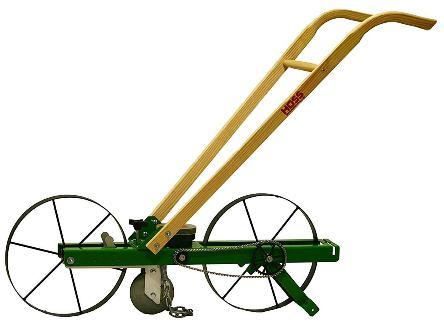 Hoss HGS051 Garden Seeder Amish hardwood handles