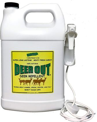 Deer Out deer repellent