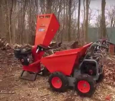 YARDMAX YW755 Chipper Shredder