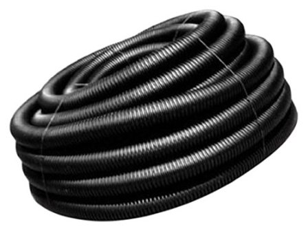 "ADVANCED DRAINAGE SYSTEMS 4010100 4"" x 100' Slot Drain Tube"