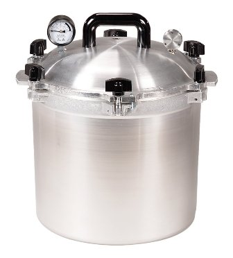 All American 21 1/2 Quart Pressure Cooker Canner
