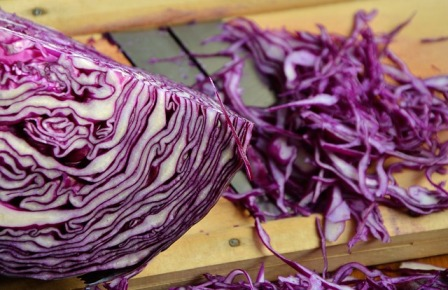 Red (or purple) cabbage