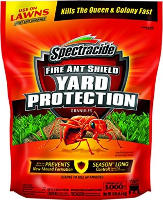 Spectracide Fire Ant Shield Mound Destroyer Granules, 10 lb, 1-PK