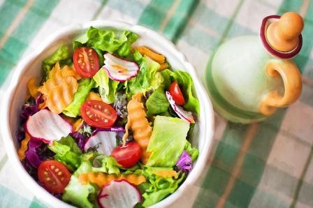 Tossed salad.