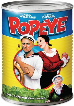 Popeye - 1980 movie