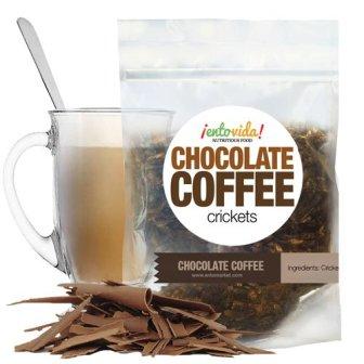 Chocolate Coffee Crickets
