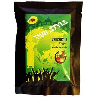 Thai Style Kaffir Crickets