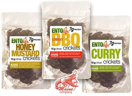 Sample Pack 1 Crickets