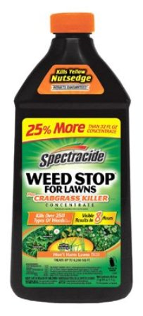 Spectracide Weed Stop – with Crabgrass Killer