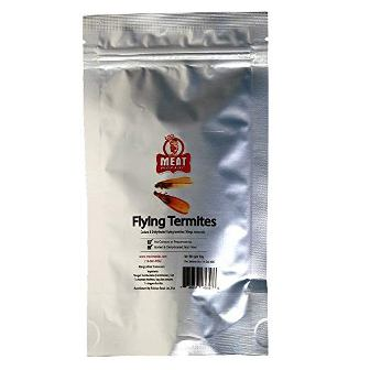 Salted Flying Termites
