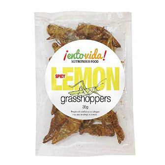 Lemon Flavored Grasshoppers