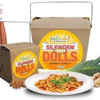 Silkworm Dolls