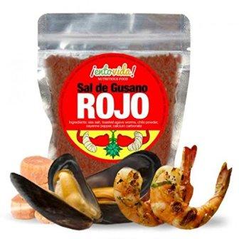 Red Worm Salt - Sal de Gusano Rojo