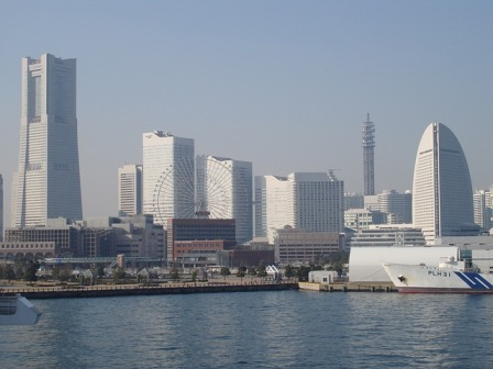Yokohama, Japan - Home to Sakata Seed Company