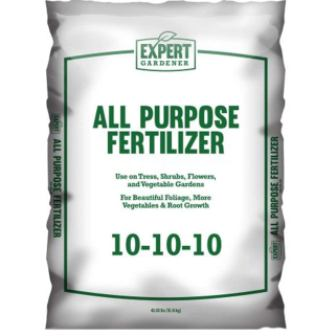 A good generic all purpose 10-10-10 fertilizer.