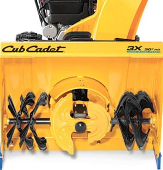 CUB CADET 3X26 3-stage technology