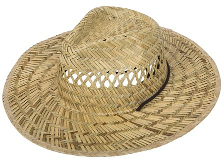 Men's Garden Straw Hat