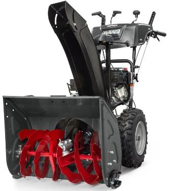 Briggs and Stratton 1696807 24 inch snow blower / thrower