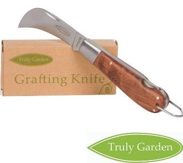Truly Garden - Folding Garden Knife