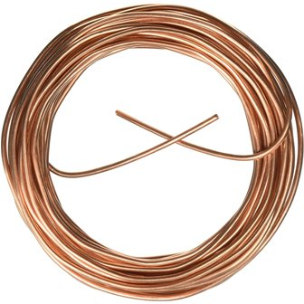 50 foot copper grounding wire 8AWG